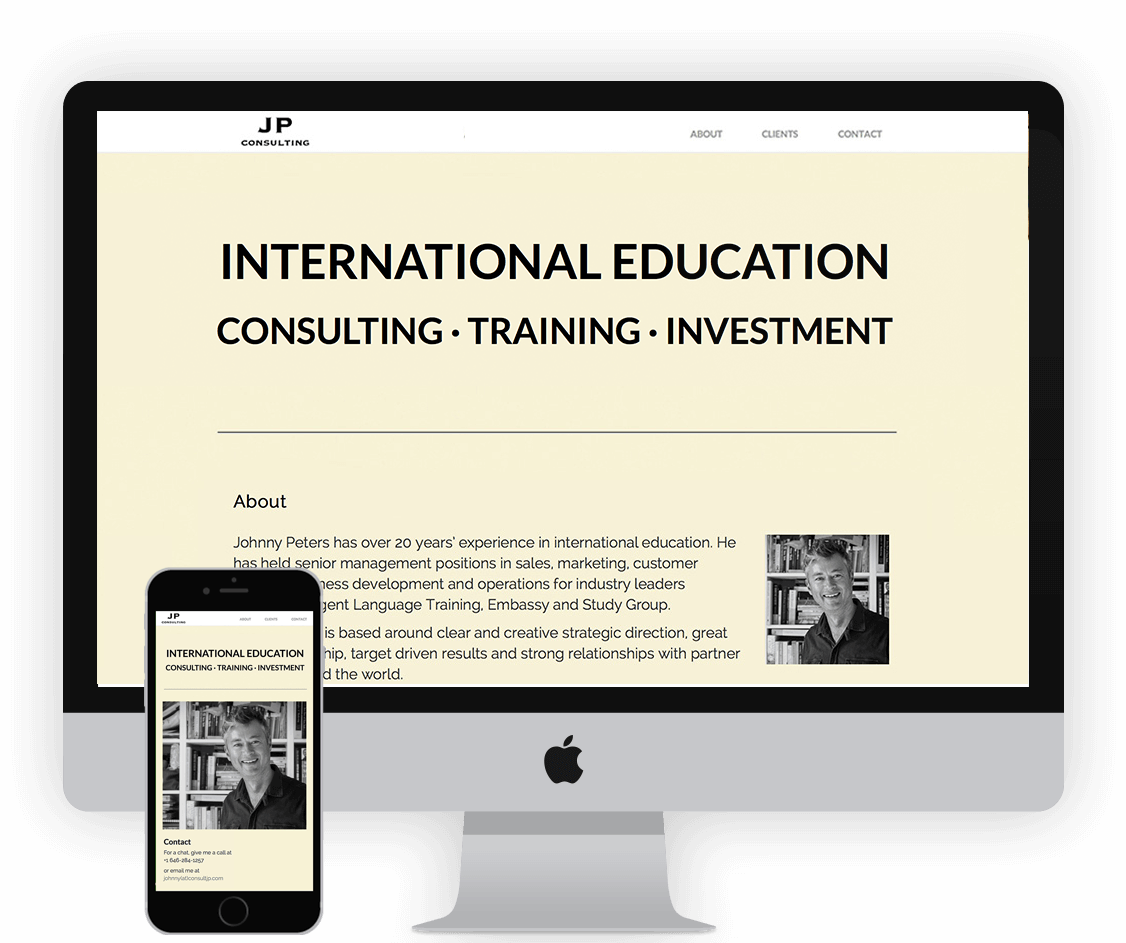 JP Consulting - International Education Consultant